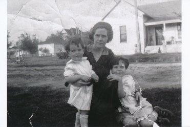 Jeannette Jones - Jane (age 6) & Guilford, Jr.(age 2)