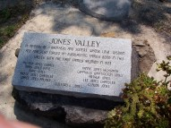 060701-4 Valley Memorial Stone