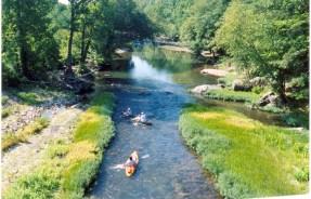 Caddo River at Drought Level - Still Fun. 2006