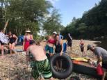 2017JUL4 river stop