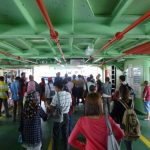 Penang Ferry – Butterworth To Penang Island