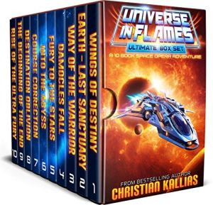 Universe in Flames Christian Kallias