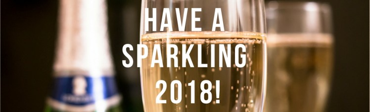 Have a sparkling 2018!