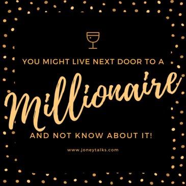 Millionaire Next Door Book review
