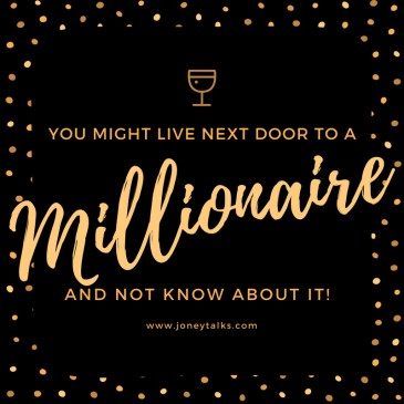 Millionaire Next Door Book review