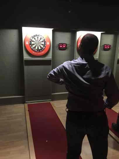 Joney darts