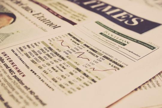 Investing newspaper