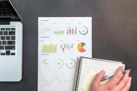 graphs stocks notebook