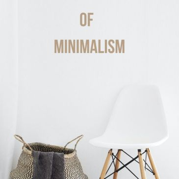The Benefits of Minimalism : Is less more? #minimalism #decluttering #intentionalliving #mariekondo #tidyingup