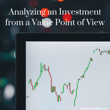 value investing analysis