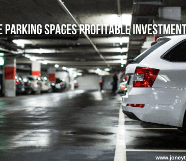 Garage Parking spot investment Real Estate