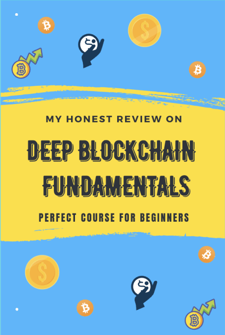An honest review on Deep Blockchain Fundamentals from Ivan on Tech. #ivanontech #education #onlinecourse #blockchain #bitcoin #cryptocurrency
