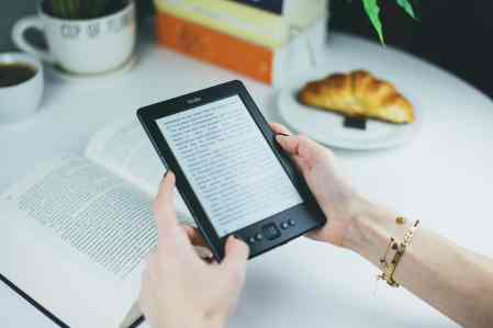 Kindle or book?