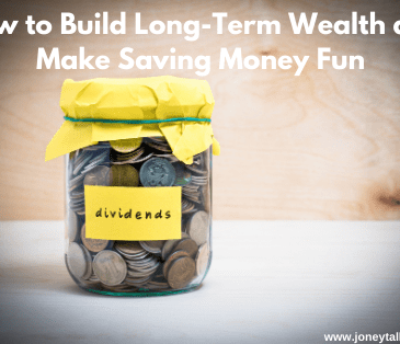 dividend savings money investing