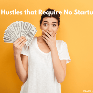 Side hustle, make more money
