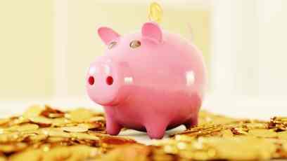 Savings #piggybank #savingmoney