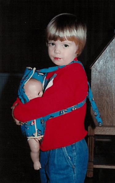 Poppenmoeder Marike