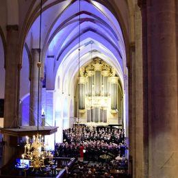 Terugblik Jubileumconcert 'Ria 35 jaar dirigent'