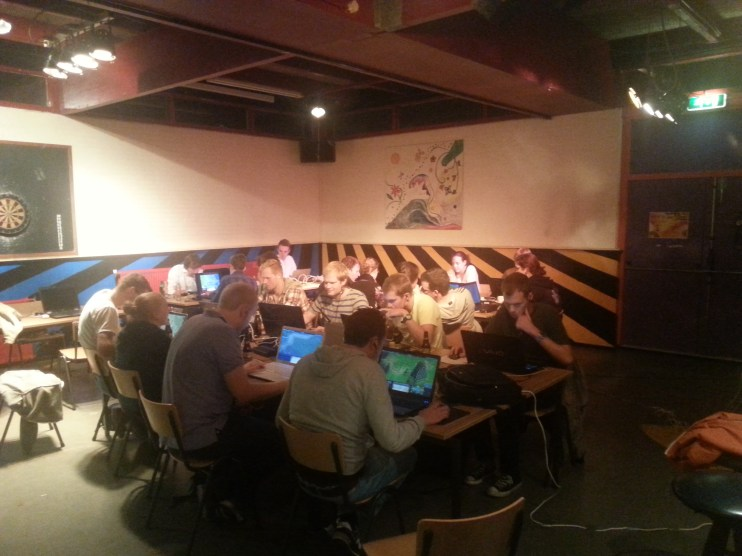 LAN-party WESP of Empires (1)