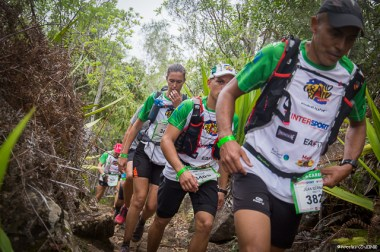 GRAND RAID : COURSE DES MASCAREIGNES 2017