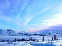 Arctic Circle Crossing, Dempster Highway