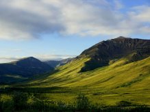 Tombstone Territorial Park, Dempster Highway