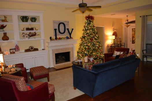 Christmas Home Decor by Joni B's