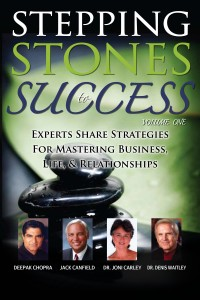 Stepping Stones to Success by Joni Carley