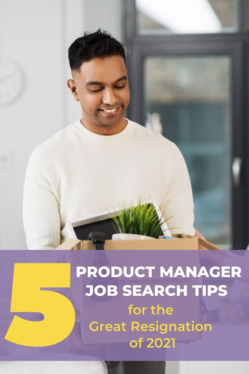 Product Manager Job Search Tips