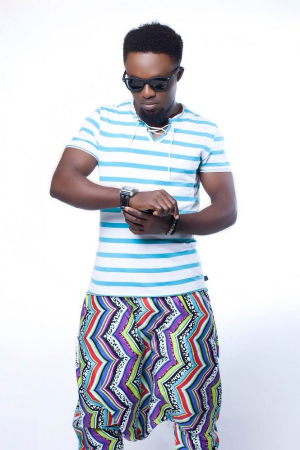 Ghana based Nigerian musician,Iyk Wonder