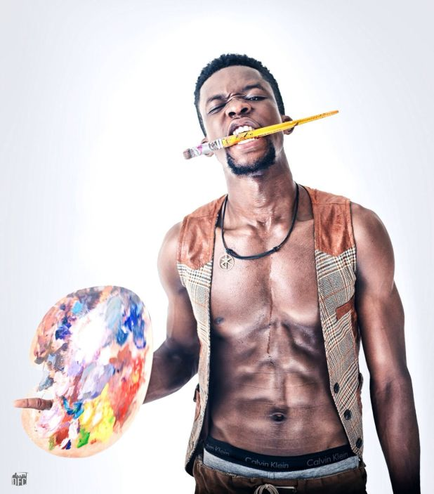 Supreme Rights signed artiste,Worlasi