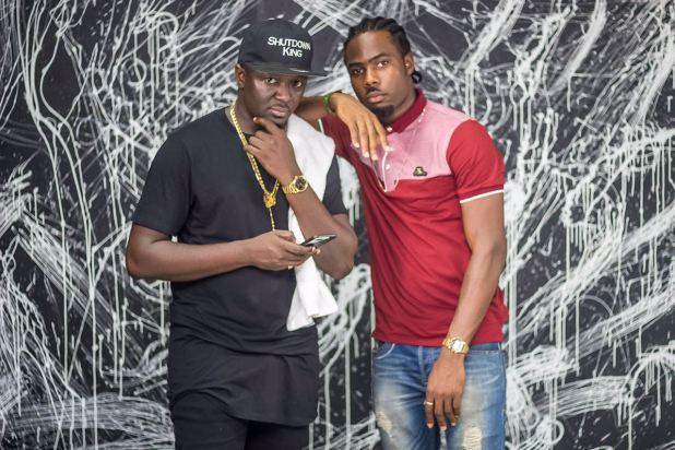 The 'Shutdown King' and Kweku Ababio Junior