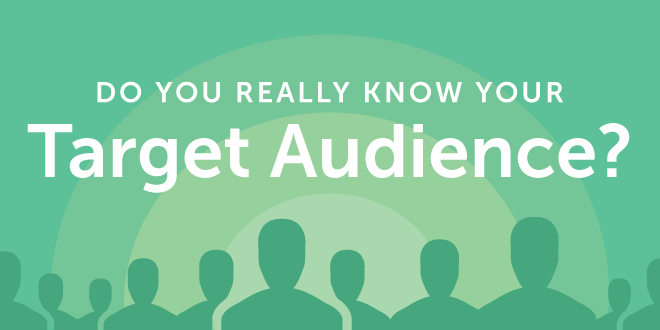 KNOW YOUR AUDIENCE & FOCUS ON YOUR NICHE