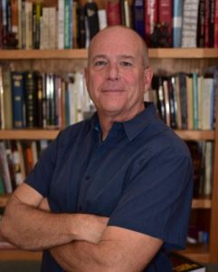photo of author Dr Timothy Browne