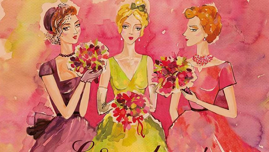 Meitenēm 8. martā