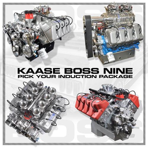 Kaase BOSS Nine | Jon Kaase Racing Engines