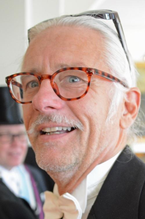 Ljudmästare Lennart Wass