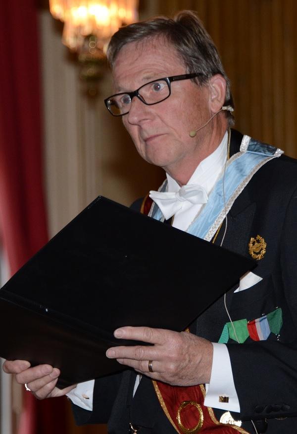 Sven-Pke Nilsson reglerar
