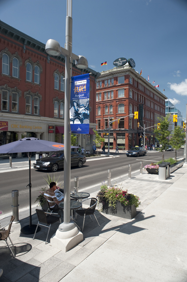 King Street - Kitchener, Ontario [Source: City of Kitchener]