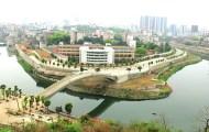 湖南邵阳市 (I lived here September 2003 to Dec. 2004: Shaoyang, Hunan, PRC)