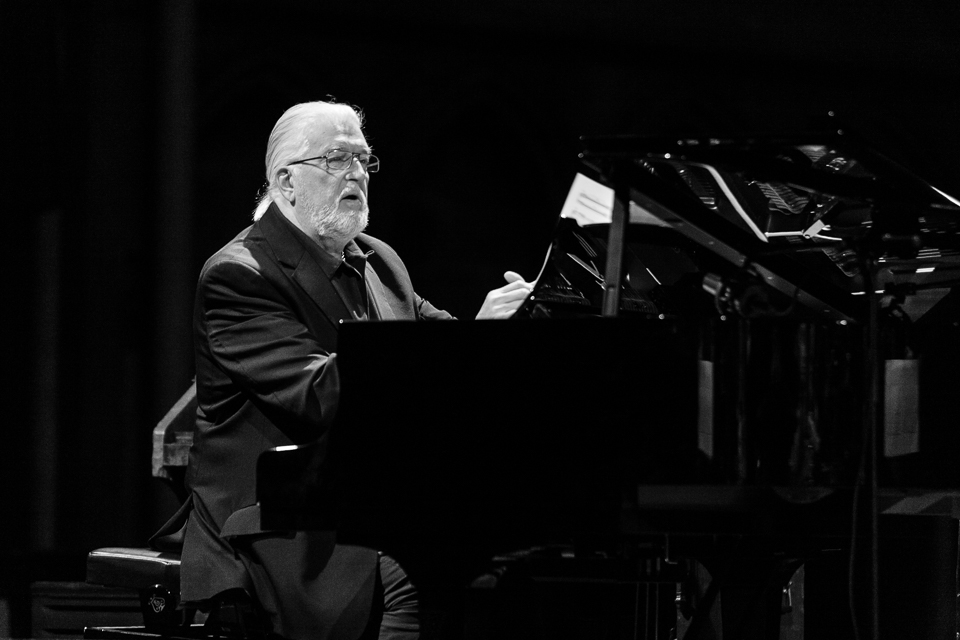 Jon Lord in the Nidaros Cathedral 2010 : A Photo Book