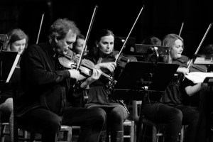 The Lord Chamber Orchestra - 1. Violinists