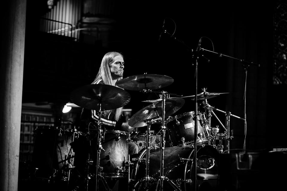 Martin Axenrot, drummer