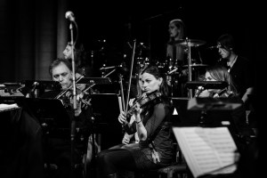 Violinists and rockers