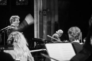 39. Conductor Torodd Wigum with Jon Lord