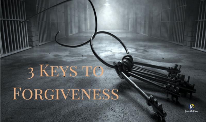 Keys to Forgiveness