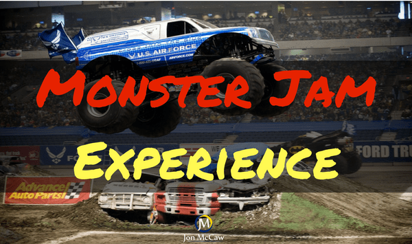 Monster Trucks Have One Well Known Issue