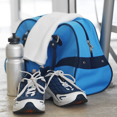 Gym Bag Makeover Using Essential Oils – Naturally!