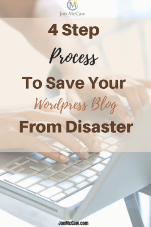 Are you sure that your wordpress blog is safe? what if somethign happened to your wordpress blog today? would you be able to continue your blog without skipping a beat? This blog will show you how you can avoid disaster and save all your hard work. Wordpress Blog Backup for anyone that blogs and wants to be sure it's safe out there in the wild