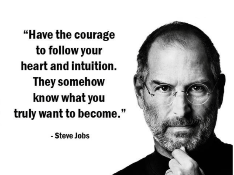 10 developmental quotes - steve jobs